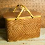 レッドモン ピクニックバスケット / Redmon picnic basket [AG04]