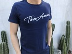 ThreeArrows Tシャツ(navy)