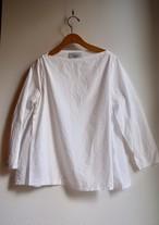 YAECA ラップブラウス ホワイト M #98110