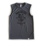 【在庫限りで販売終了】Sleeveless Shirt / TLL / Dark Gray