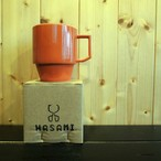 HASAMI / BLOCKMUG BIG ORANGE(HA-2-10)