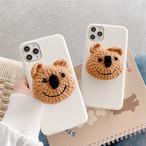 Bear bracket iphone case