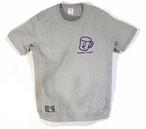 Mug サイドリブ T-shirts / グレー