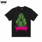 Brutal Zombie Marrion Green Tee