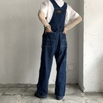60's Washington dee cee vintage denim overall