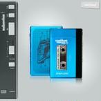 InfoThink Bluetoothスピーカー MARVEL ガーディアンズ・オブ・ギャラクシー:リミックス ポータブルテーププレーヤー型 IT-BSP200