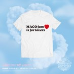 """""""Endless Love Tour""""  for Lovers tee-White"""