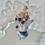 宇宙はすぐそこに/水瓶座新月のプリンセスオルゴナイト