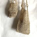 Palm Mesh Bag M(ヤシによる編みバッグM)