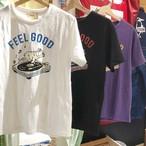 【大人気】Kailua Bay フレブル パイル Tシャツ 半袖 タオル地 フレンチブルドッグ M/L/XL