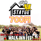 WALK INN FES! 募金 from STAYGE