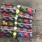 Vintage ガテマラ マヤテキスタイルの布