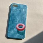 iPhoneケース 人気 夏 デザイン 浮輪 プール ハワイアン