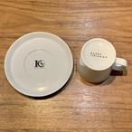 10th コーヒーカップ&ソーサー