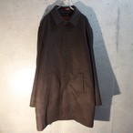 Wool Cashmere Soutien Collar Coat