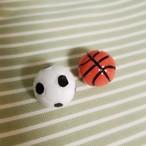 ルルベちゃんに!ボール