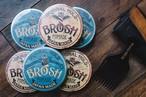 BROSH ポマード卸売決済用 オリジナル+フォービジネス(無香料) ハーフ&ハーフ