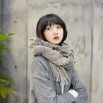 【小物】女っぽくて色気あるイングランド風チェック柄スカーフ 24469434