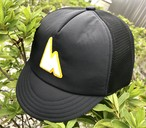 hsc-10 『WORKROWN×huntstored』・【YELLOW】(CYCLE) MESH CAP