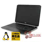 【再生品】DELL / Latitude E5520 / Linux / Ubuntu / HDD320GB / 3GB / Core i5
