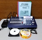 KORG Digital Recording Studio D1200mKⅡ-B 録音・編集良好・完動品