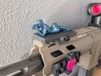 スポッターG メタル版 メタリックブルー [Spotter G Stainless steel,metalic blue painted]