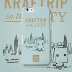 KRAFTRIP IN THE CITY iPhoneケース【新色】
