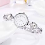 DISU LT-D3067(silver-white) レディース腕時計