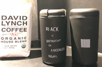 TP tumbler + DAVID LYNCH COFFEE