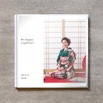 Be Happy-WT(Vertical)-成人式_A4スクエア_6ページ/6カット_クラシックアルバム(アクリルカバー)