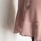 "◇""Tatiana"" Ballet Wrap Skirt - Old Rose [Sheer]( オールド・ローズ [シアー])"