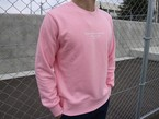 ThreeArrows Message スウェット(pink)
