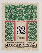 刺繍 32F / ハンガリー 1994