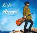 フルアルバム LIFE RECORD second