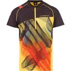 【30%OFF】La Sportiva スポルティバ メンズ Xcelerator T-Shirt Black/Yellow J89999100 XSサイズ