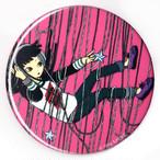 MIKAZUKI / ミカヅキ BIG カンバッジ ヘッドフォン 女子 スター[ BIG-16 ] 76mm