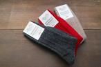 アルパカケーブルソックス NISHIGUCHI KUTSUSHITA 西口靴下 <日本製・奈良>