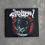 BUFFALOMAN - I'M A HUNGRY [CD] SOUND BAG RECORDS (2018)