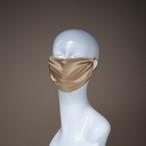 New Mask シルクマスク Gold x Gold