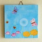 ミニパネルNo.2「春の野の花」