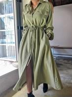 ストゥリングロングワンピース ロングワンピース ワンピース 韓国ファッション