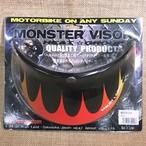 MONSTER VISOR モンスターバイザー / SCALLOP スキャロップ