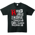 "Mary's Blood,SHOW-YA,NEMOPHILA 3バンドコラボ""NEW HOPE""Tシャツ"