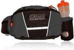 OMM/オーエムエム/オリジナルマウンテンマラソン OMM Ultra Waist Pouch (With Bottle) Grey/Black ウルトラウエストポーチ グレー/ブラック OF011000G1
