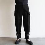 PHEENY【 womens 】 hard kersey military slacks