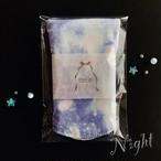 【夜用】(アクアソーダ)魂キラッキラ!宇宙とつながる布ナプキン