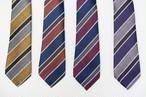 ALAN SMITHEE ネクタイ ストライプ -Stripes- 416 100 12 002