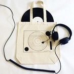 MARTM TURNTABLE TOTE BAG