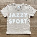 """JS """"Americana"""" ロゴ キッズ Tシャツ/ライトベージュ"""