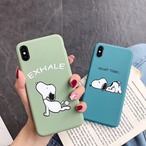 【オーダー商品】Yoga dog iphone case